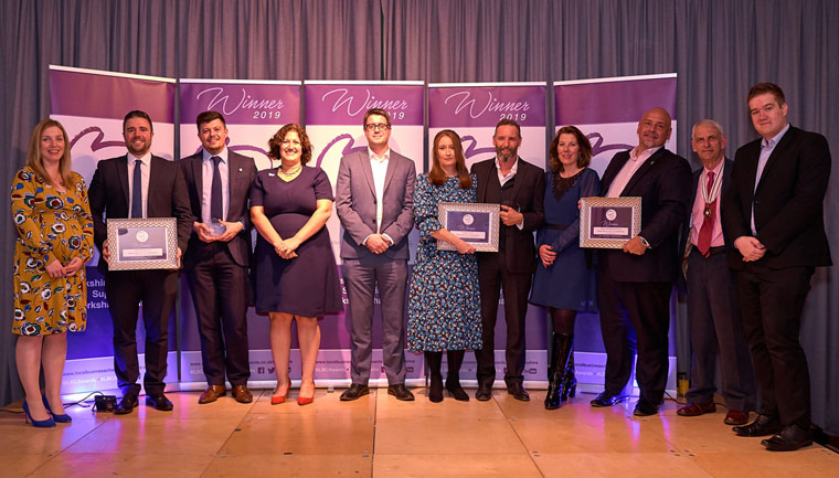Berkshire local Business Charity Awards 2019
