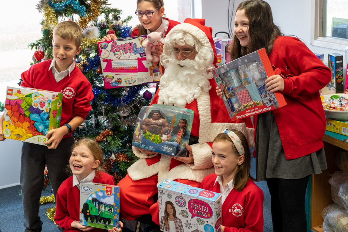 Swift Logistics Group - 2019 Christmas Toy Appeal
