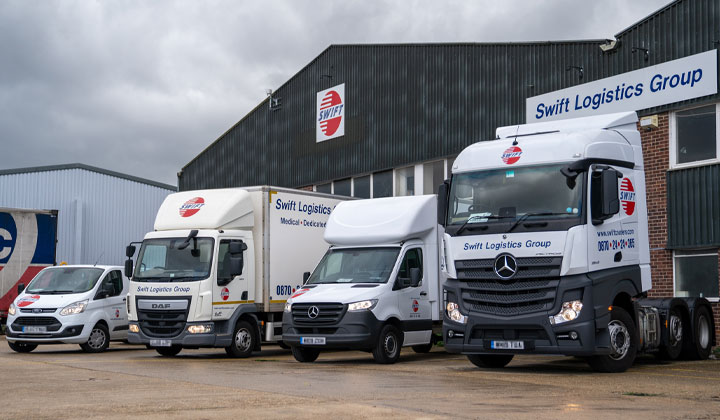 Swift Logistics same day delivery